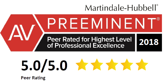 av rated 5/5 martinadale hubble lawyers